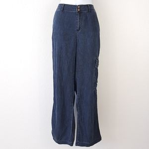 COLDWATER CREEK Mid Rise Straight Leg Jeans 10